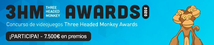 Participa en el concurso de videojuegos Three Headed Monkey Awards de la UPC School    ¡7.500€ en premios!